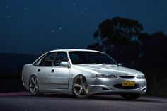 There's more to Scotty M's plastic-powered Holden VS Commodore than meets the eye
