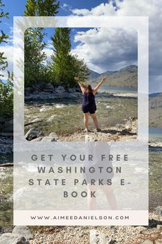 I am an avid and true Pacific Northwest Gal! Adventuring is my Jam! My family and I absolutely love Washington State Parks, so I created this awesome guide to help others enjoy this beautiful state and discover their own a favorite Washington State Park. Washington State Campgrounds, Washington State Parks, Pacific Crest Trail, Pacific Northwest, Tent Camping, Camping Tips, Glamping, Mayfield Lake, Bonneville Dam
