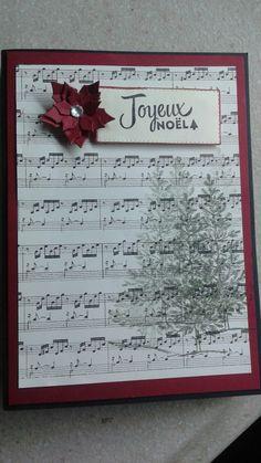 Carte Noël par Marielle Thériault