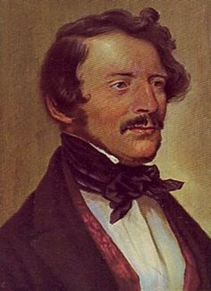 Gaetano Donizetti - great Italian composer of about 75 operas; he is mainly known for the operas, but also composed symphonies, string quartets and other chamber works.