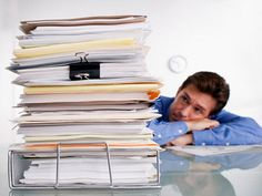 Overwhelmed with Admin?