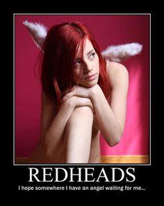 Redhead anyone?!?