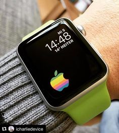 #Repost @icharliedevice  something special  #applewatch #applewatchfaces #apple