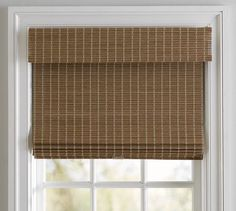 Intercrown Roman Shade Privacy Liner 72 Quot X 64 Quot Woven