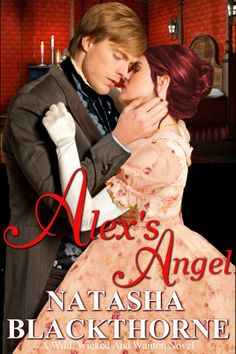 Alex's Angel by Natasha Blackthorne – Spotlight at Lusty Penguin Reviews