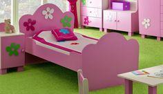 Urocze łóżeczko dla małej księżniczki ;) Propozycja salonu Nowoczesne Meble Cyrskie.