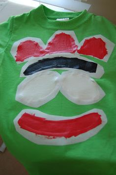 diy yo gabba gabba shirts - A Bird and a Bean