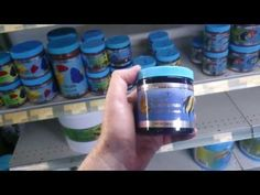 All the New Life Spectrum fish food range.