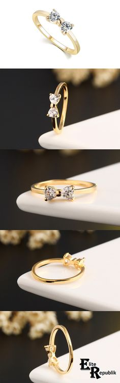 Bow-Knot Ring