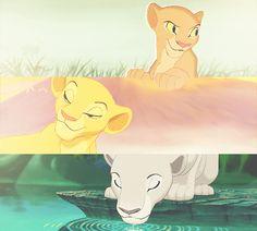 Nala is my favorite Disney princess.