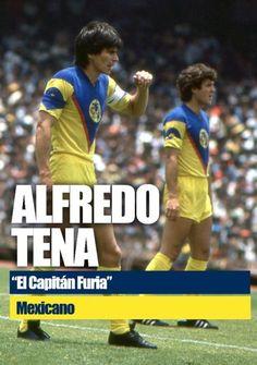 """Alfredo Tena """"El Capitan Furia"""""""