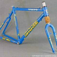 Love it......1999 Cannondale CAD3 Volvo Team Frameset XL Mountain Bike | eBay