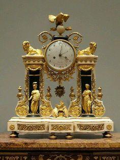 Clock 1780.