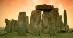 Stonehenge...just a stones throw away from Highclere Castle ;)