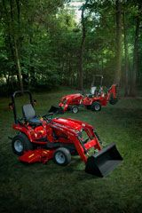 Massey Ferguson Introduces GC1700 Series Sub-Compact Tractors