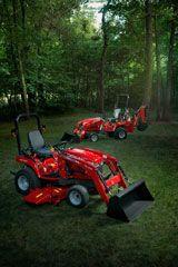 Massey Ferguson Introduces GC1700 Series Sub-Compact Tractors
