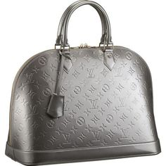 Louis Vuitton Monogram Vernis Alma Mm M91609 Anc
