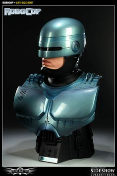Robocop bust by Sideshow Collectables