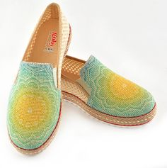 Shining Sun Slip on Sneakers Shoes DEL114