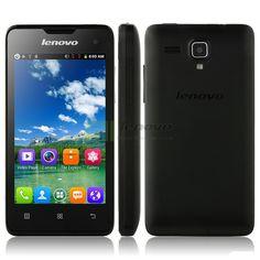 Original #Lenovo #A396 SC8830A Quad Core 1.2GHz Android 2.3 Smartphone 256MB Ram 512MB Rom Dual Sim 4.0 Inch WVGA Screen 3G WIFI Black.