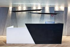 High end luxurious office design , Ramat Gan, 2014 - Artan Betonada