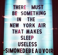 Words. By Simone.
