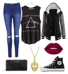"""""""Untitled #2"""" by sarahperri on Polyvore featuring Floyd, WearAll, Converse, Marc Jacobs, Lord & Taylor and Lime Crime"""