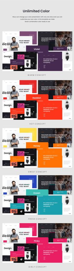 Nicole - PowerPoint Template by Mikoslide on Great Powerpoint Presentations, Business Powerpoint Templates, Microsoft Powerpoint, Phone Mockup, Page Template, The Real World, Infographic