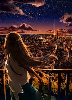 Overlook The City.