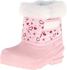 26ec7668acfd Tundra Smile Winter Boot (Toddler) Toddler Snow Boots