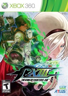 The King of Fighters XIII  Xbox 360 ** Continue to the product at the image link. Note:It is Affiliate Link to Amazon.