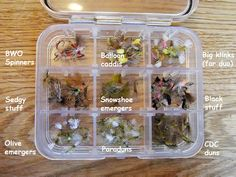 North Country Angler - one box!