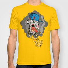 Sheep in Wolve's clothing T-shirt by Wolf Krusemark - $22.00