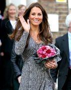 Kate Middleton in MaxMara