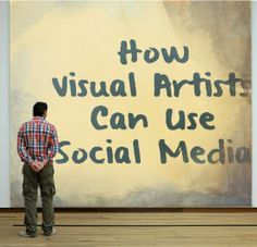 Pinterest Board: Social Media for Artists