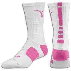 Nike Elite Breat Cancer Socks Cushioned Elite Socks. Breast Cancer Edition. One Size (L) Nike Other