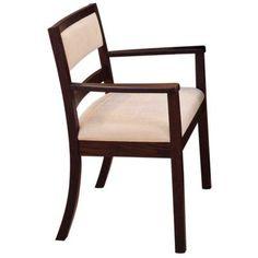 Conrad Grebel Waterford Arm Chair Arm Chair Finish: Cherry - Natural