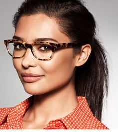 052109cab459 small faces women wearing trendy eyewear - Google Search Frames For Round  Faces