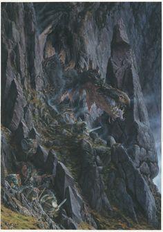 Ghaura Roghadar confront the earth dragon Scaffur Faumorghor with having eaten…