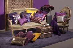 kom snel kijken bij ons in de winkel voor een compleet nieuwe collectie kussens. www.gaaf.nu