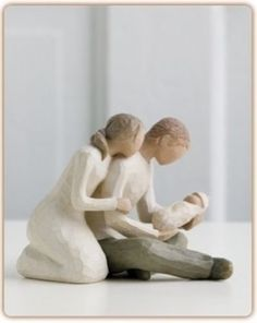 WILLOW TREE NEW LIFE COLLECTIBLE FIGURINE 26029