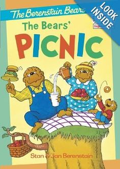 HAVE THIS ONE. The Bears' Picnic: Stan Berenstain, Jan Berenstain.