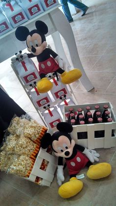 Mickey Mouse  | CatchMyParty.com
