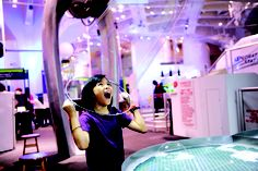 If you haven't already, be sure to enter our giveaway for a Loaded Family 4 Pack of Tickets to the New York Hall of Science! This contest ends on Wednesday, so don't miss out on your chance to win a day filled with family fun!