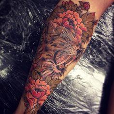 tattooworkers:  Tattoo by @tom_bartley