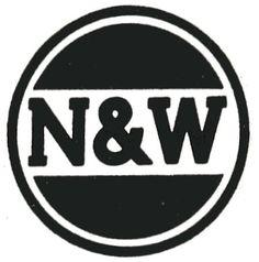 Norfolk & Western Railroad Logo