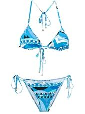 A bikini to match the purse!!!!!!!!