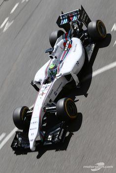 Felipe Massa - 2014 Monaco GP FP3