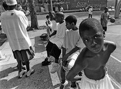 Image result for young black boys playing basketball