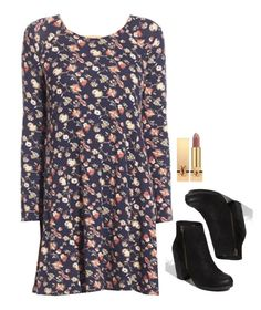 Lydia Martin Inspired Outfit by daniellakresovic on Polyvore featuring polyvore fashion style Lush BP. Yves Saint Laurent clothing